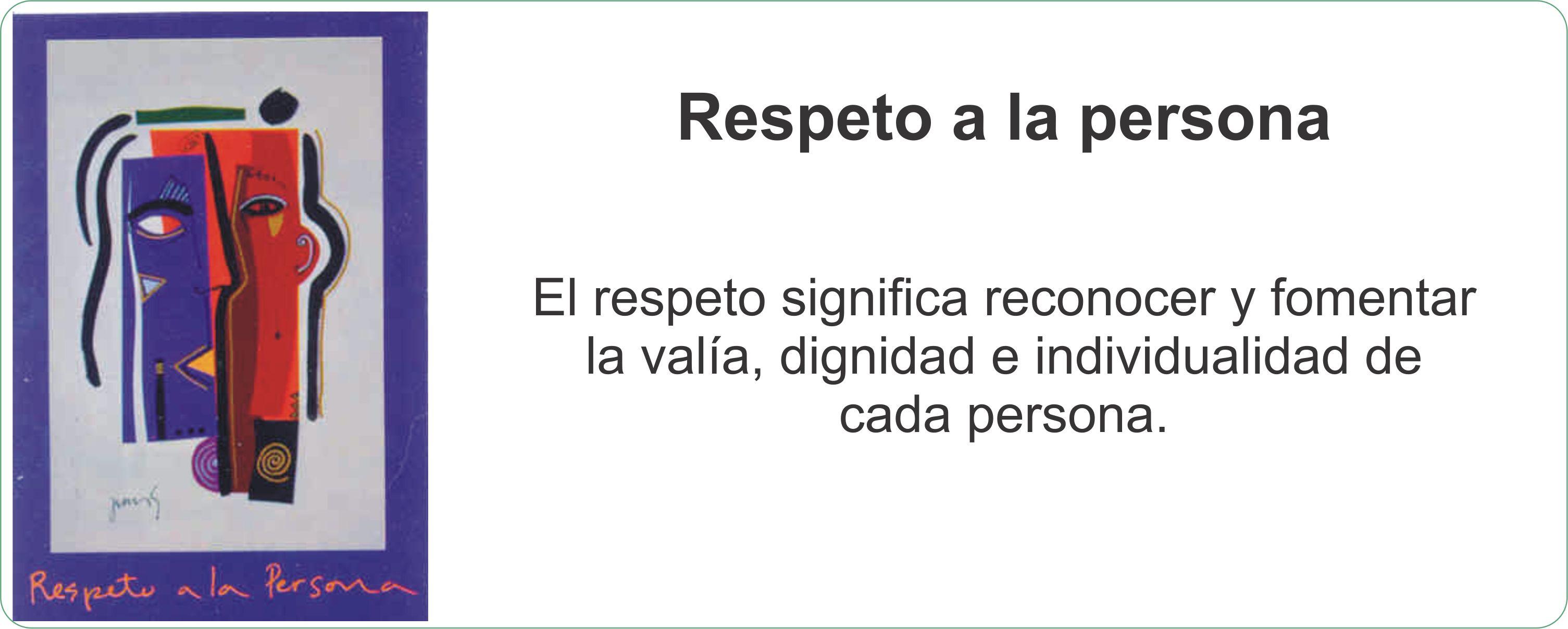 valor respeto - photo #38